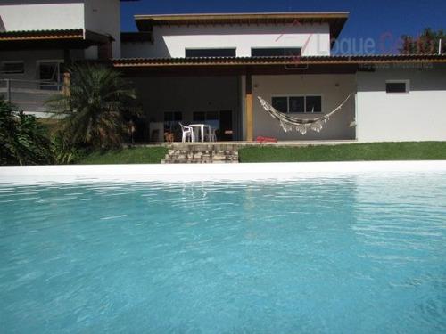 chácara residencial à venda, terras de itaici, indaiatuba. - ch0015
