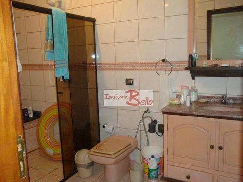 chácara residencial à venda, terras de san marco, itatiba. - ch0244