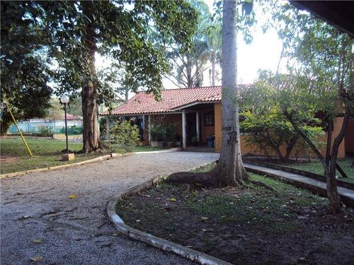 chácara residencial à venda, terras de santa carolina, itu. - ch0203