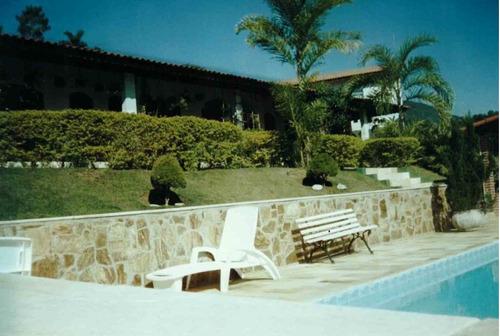 chácara residencial à venda, três barras, pedro de toledo. - ch0005