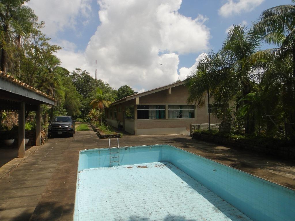 chácara residencial à venda, vale da colina, várzea paulista. - ch0047