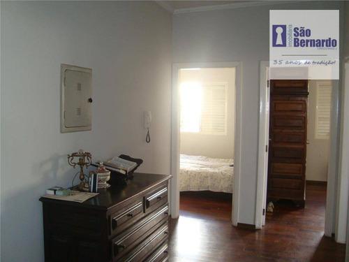 chácara residencial à venda, vale das paineiras, americana. - ch0001