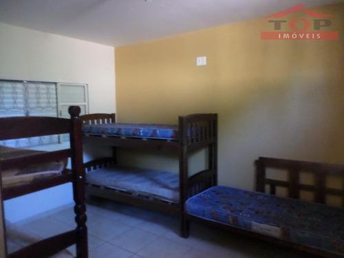 chácara residencial à venda, vale do igapó, bauru. - ch0017