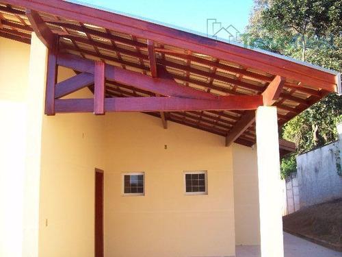 chácara residencial à venda, vale verde, valinhos. - ch0050