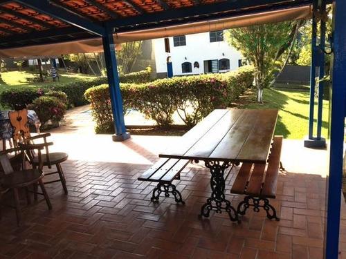 chácara residencial à venda, vale verde, valinhos - ch0087. - ch0087
