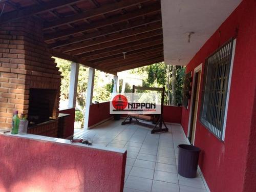chácara residencial à venda, vicente nunes, nazaré paulista. - ch0007