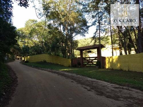 chácara residencial à venda, vicente nunes, nazaré paulista. - ch0066