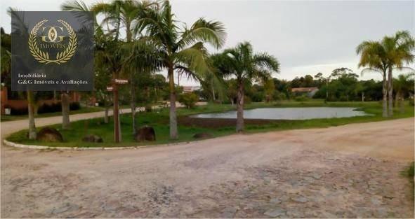 chácara residencial à venda, vila augusta, viamão. - ch0016