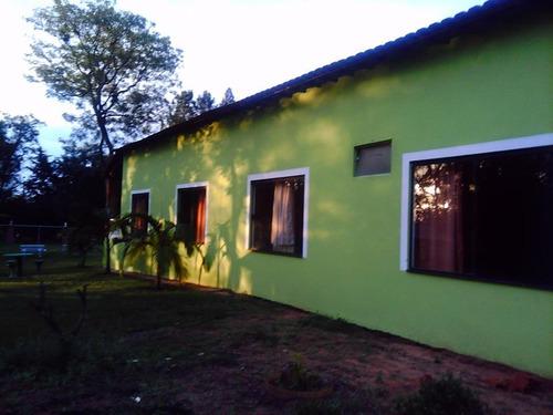 chácara residencial à venda, vila boa vista 1, são carlos. - ch0005