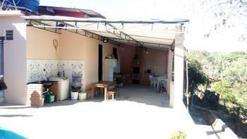 chácara residencial à venda, vila industrial, alumínio. - ch0277
