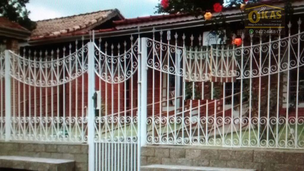 chácara residencial à venda, vila voeges, suzano. - ch0030