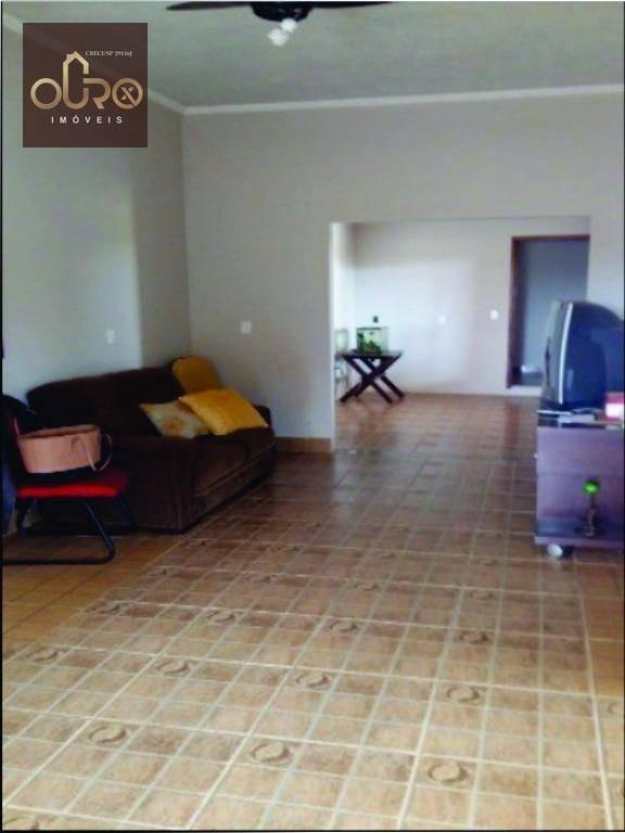 chácara residencial à venda, villa santa gianna, franca. - ch0005
