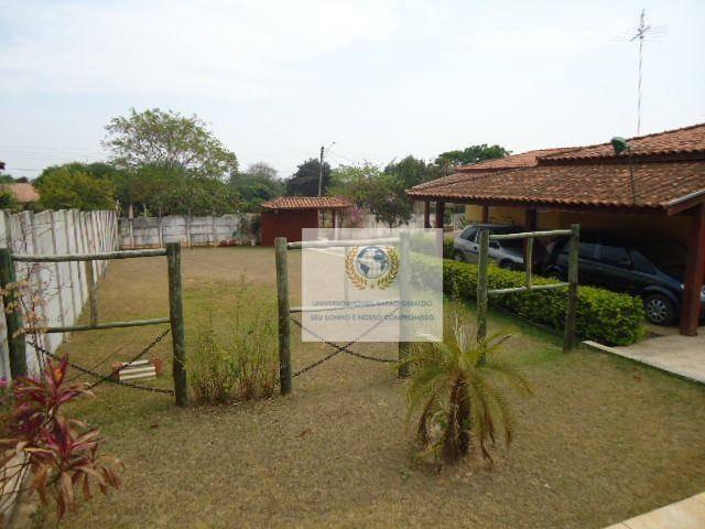 chácara residencial à venda, village campinas, campinas. - ch0006