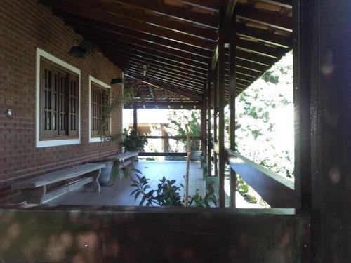 chácara residencial à venda, vivendas do engenho d água, itatiba. - ch0146