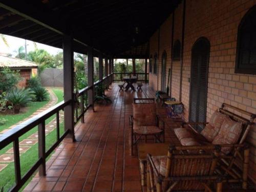 chácara residencial à venda, zona rural, barra bonita. - ch0006