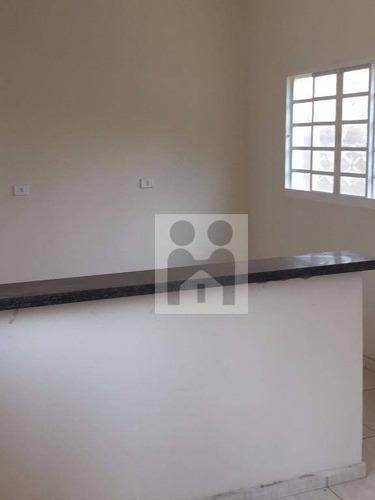 chácara residencial à venda, zona rural, cajuru. - ch0008
