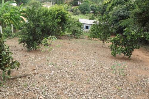 chácara residencial à venda, zona rural, itatiba. - ch0086