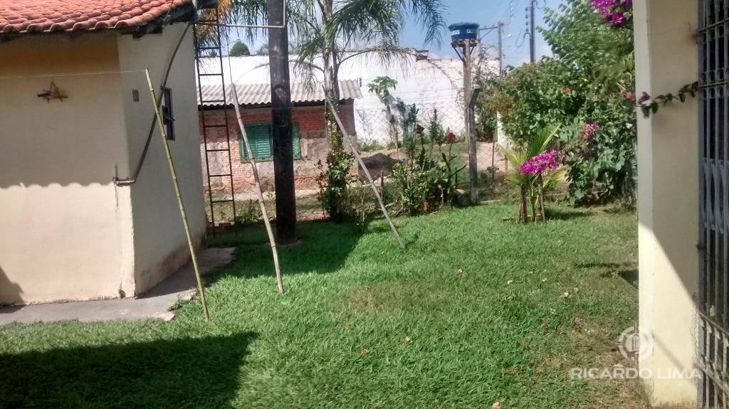 chácara residencial à venda, zona rural, piracicaba. - ch0040