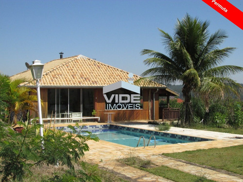 chácara rural, para venda ou permuta em condomínio fechado de sousas, campinas - ch00103 - 3393287