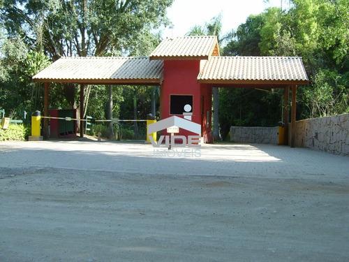 chácara rural para venda ou permuta, em condomínio fechado de sousas, campinas. - ch00125 - 34047144