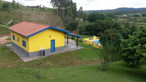 chácara rural piscina 2 km / centro   x  imóvel