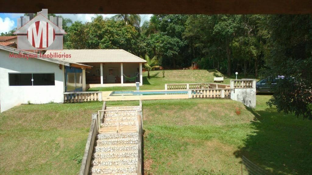 chácara rural à venda, campo novo, bragança paulista. - ch0164