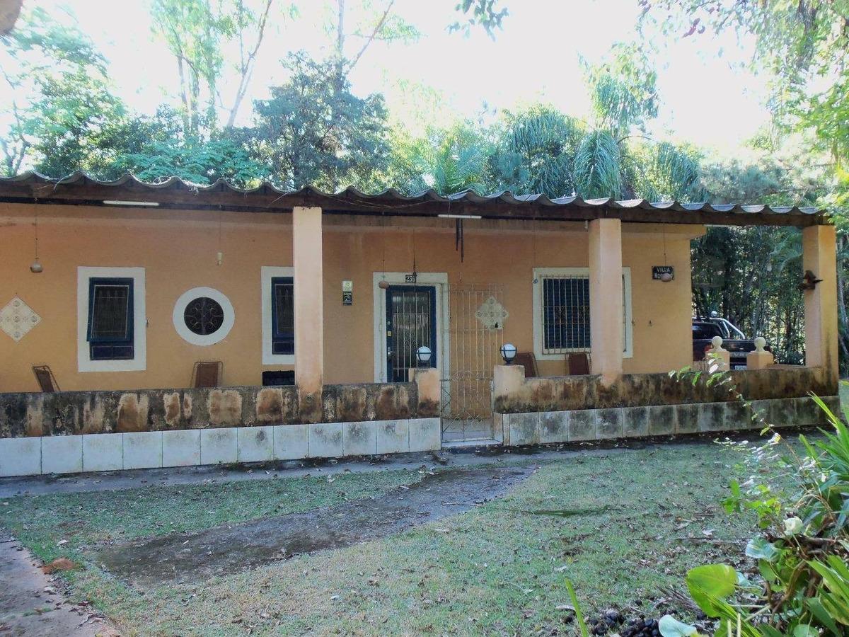 chácara rural à venda, canaã, jambeiro. - ch0076