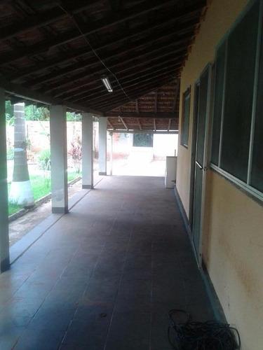 chácara rural à venda, centro, jaú. - ch0004