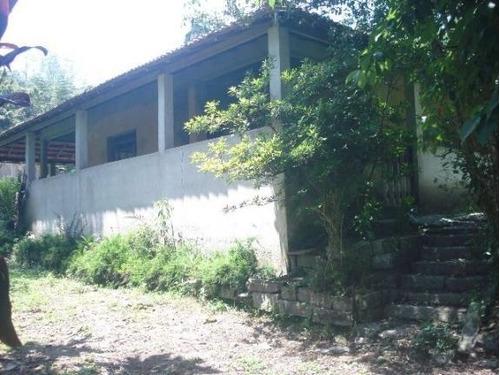 chácara rural à venda, centro, rio grande da serra. - ch0028