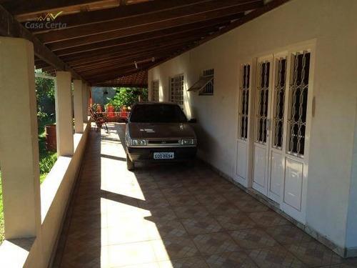 chácara rural à venda, cercadinho, mogi guaçu. - ch0007