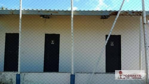 chácara rural à venda, chácara de recreio letícia ii (padre nóbrega), marília. - ch0017