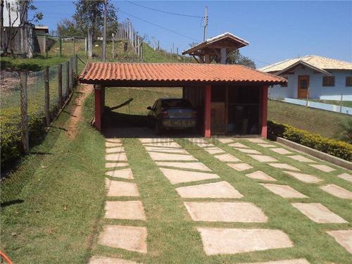 chácara rural à venda, condomínio monte verde, itu. - ch0275