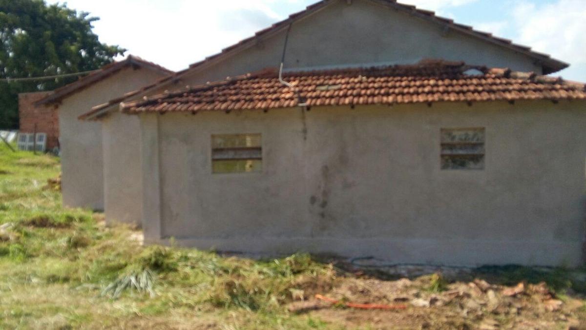 chácara rural à venda, correios, engenheiro coelho. - ch0090