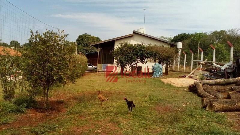 chácara rural à venda, fazenda retiro (zona rural), são josé do rio preto. - ch0029