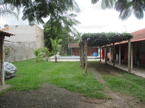 chácara rural à venda, gran park, piracicaba. - ch0131