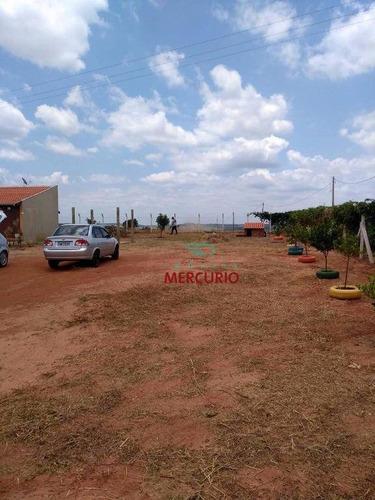 chácara rural à venda, jacuba, arealva. - ch0115