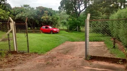 chácara rural à venda, parque industrial manchester, bauru. - ch0005