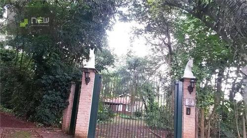 chácara rural à venda, parque são sebastião, ribeirão preto. - ch0007