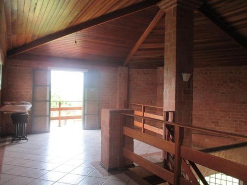 chácara rural à venda, recanto da serra, charqueada. - ch0107