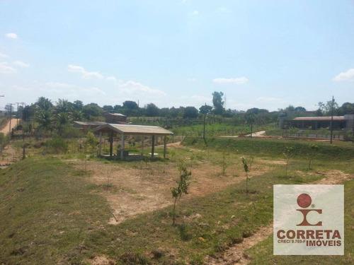 chácara rural à venda, rural, marília. - ch0003