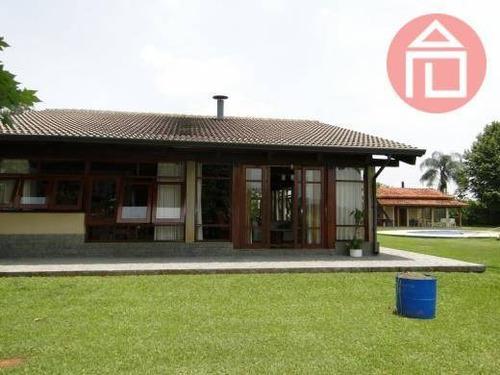 chácara  rural à venda, serrinha, bragança paulista. - ch0034
