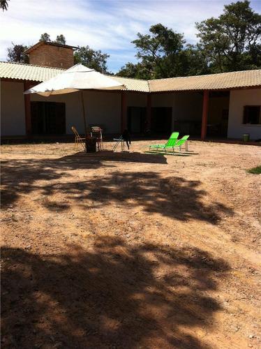 chácara rural à venda, varejão, itu. - ch0225