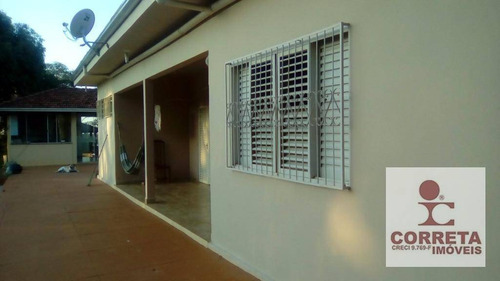 chácara rural à venda, zona rural, marília. - ch0006