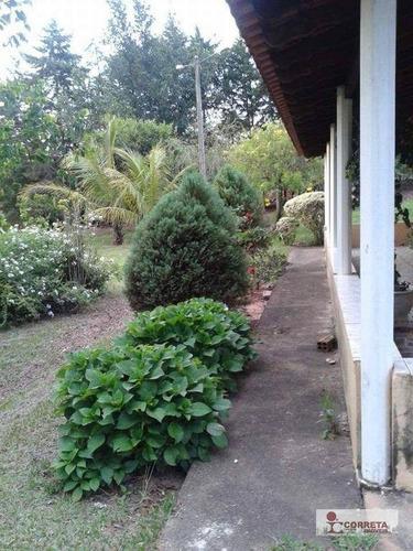 chácara rural à venda, zona rural, marília. - ch0021