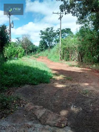 chácara rural à venda, zona rural, serrana. - ch0006