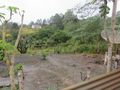 chácara sede, chale, poço,moradia 200 mts rodovia, ref:04687