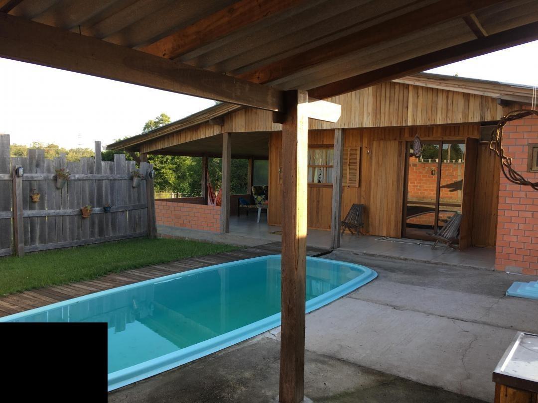 chácara / sítio  com 03 dormitório(s) localizado(a) no bairro centro em glorinha / glorinha  - 930