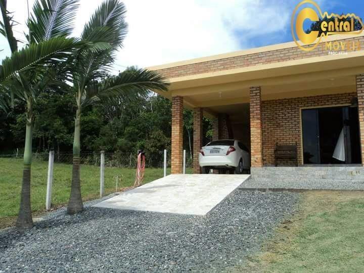 chácara / sítio  com 3 dormitório(s) localizado(a) no bairro conceição em balneário piçarras / balneário piçarras  - 124