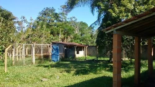 chácara toda murada no bairro recreio santista - ref 4669