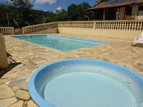 chácara urbana 5.000 m² piscina 2,5km / centro